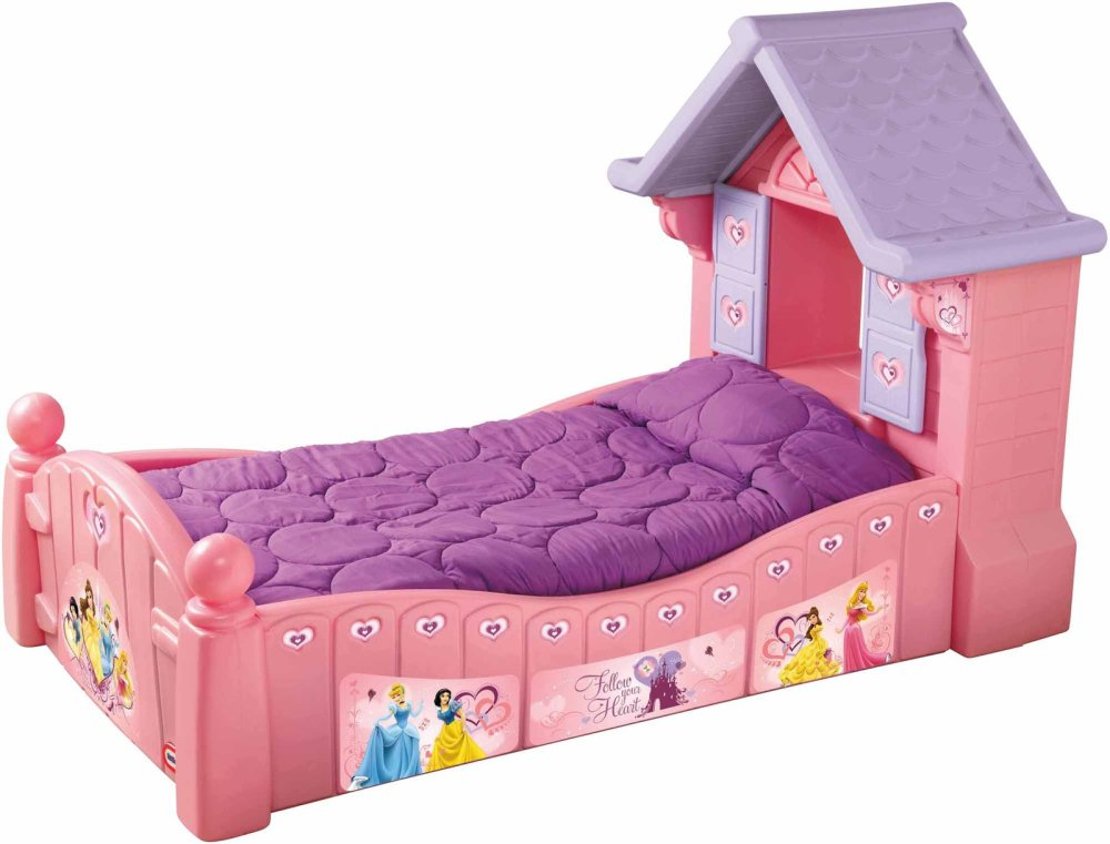 Toddler Princess Bed