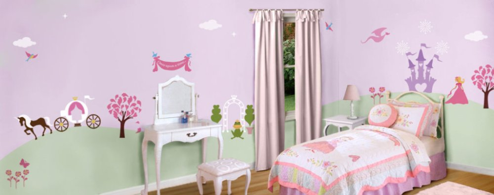 Toddler Princess Bedroom Ideas