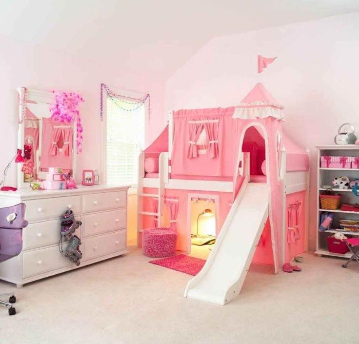 Toddler Princess Bedroom