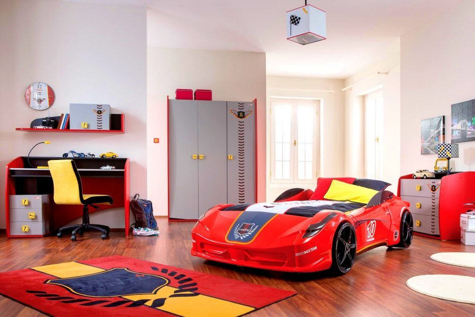 Toddler Race Car Bedroom Ideas