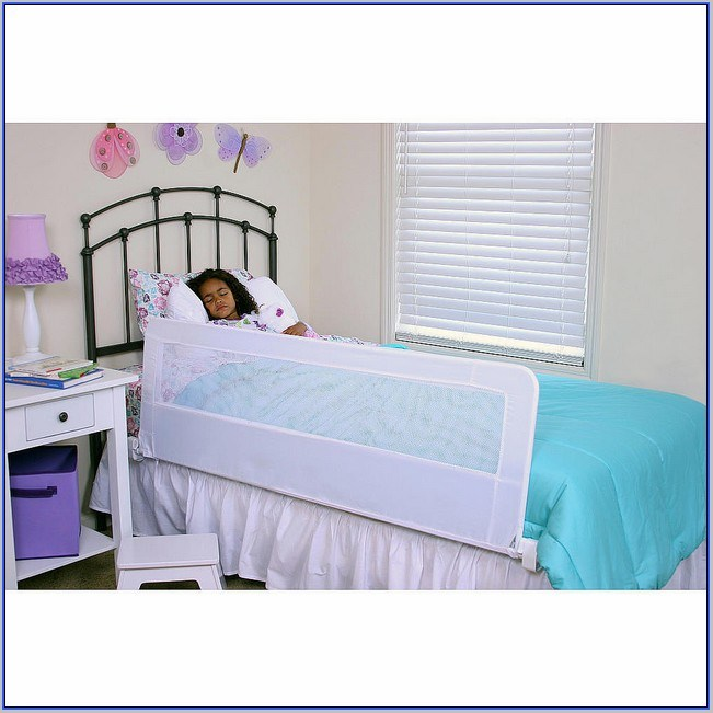 Toddler Rails For Twin Bed