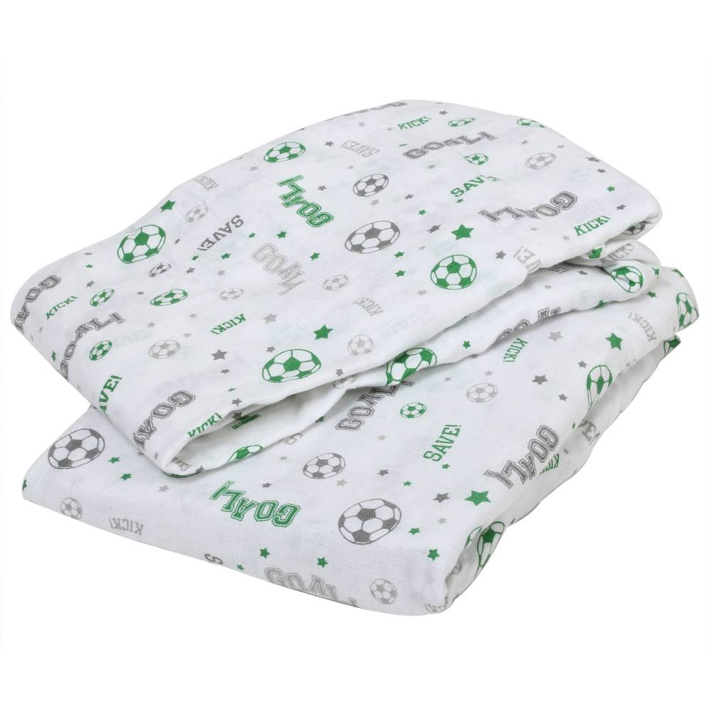 Toddler Sports Bed Sheets