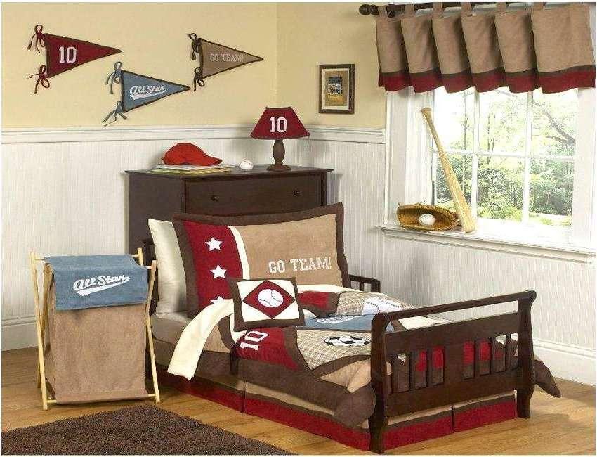 Toddler Sports Bedding Sets
