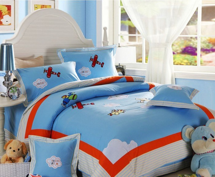 Toddler Sports Bedroom Sets