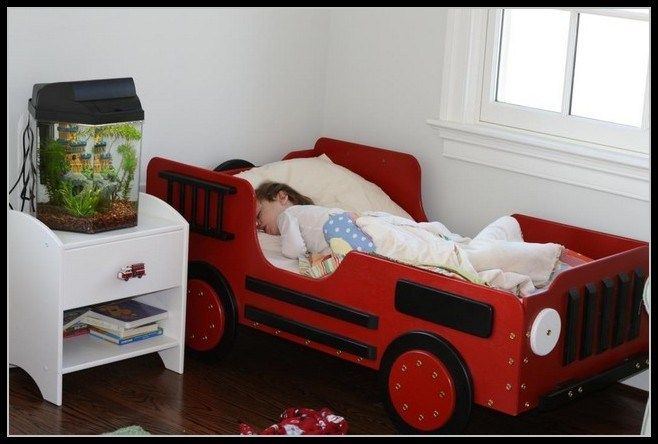 Toddler Truck Bed Plans