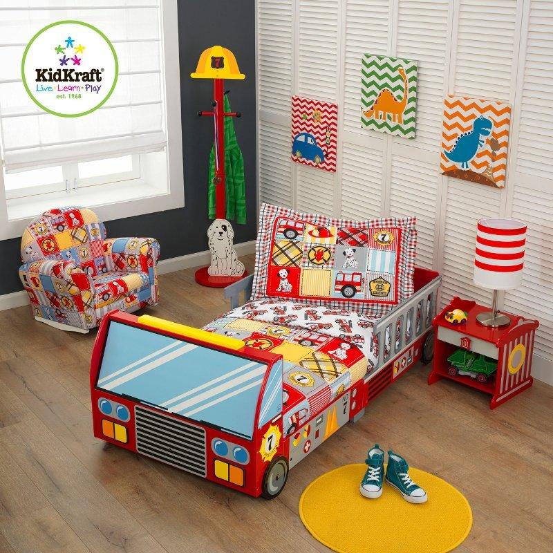 Toddler Truck Bedding Sets
