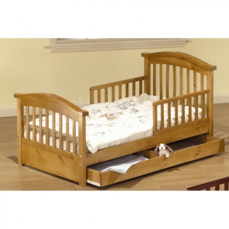 Toddler Trundle Bed