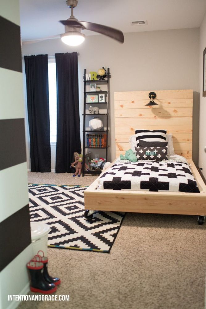 Toddler Twin Bed Ideas