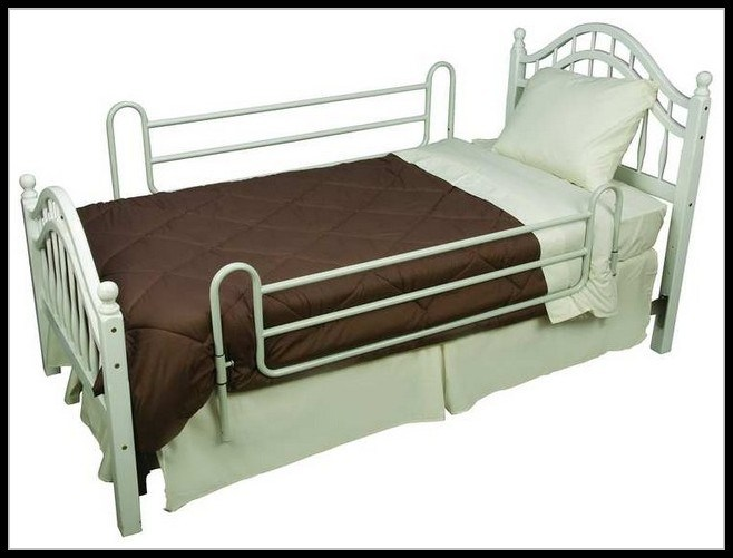 Toddler Twin Bed With Side Rails