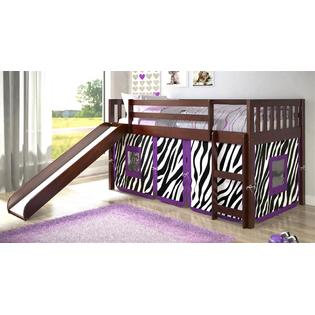Toddler Twin Bed With Slide