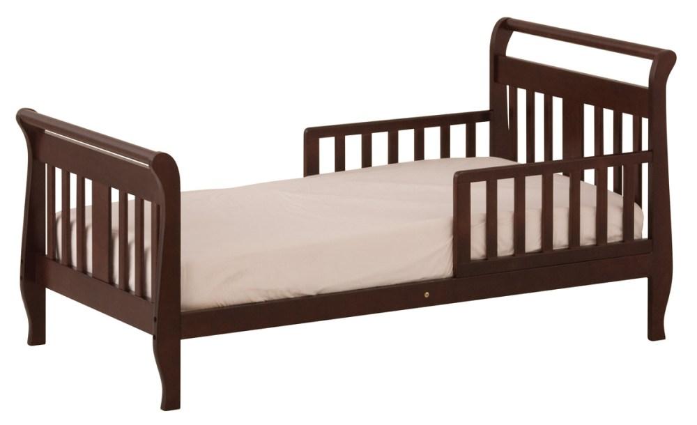 Toddler Wooden Bed Rails