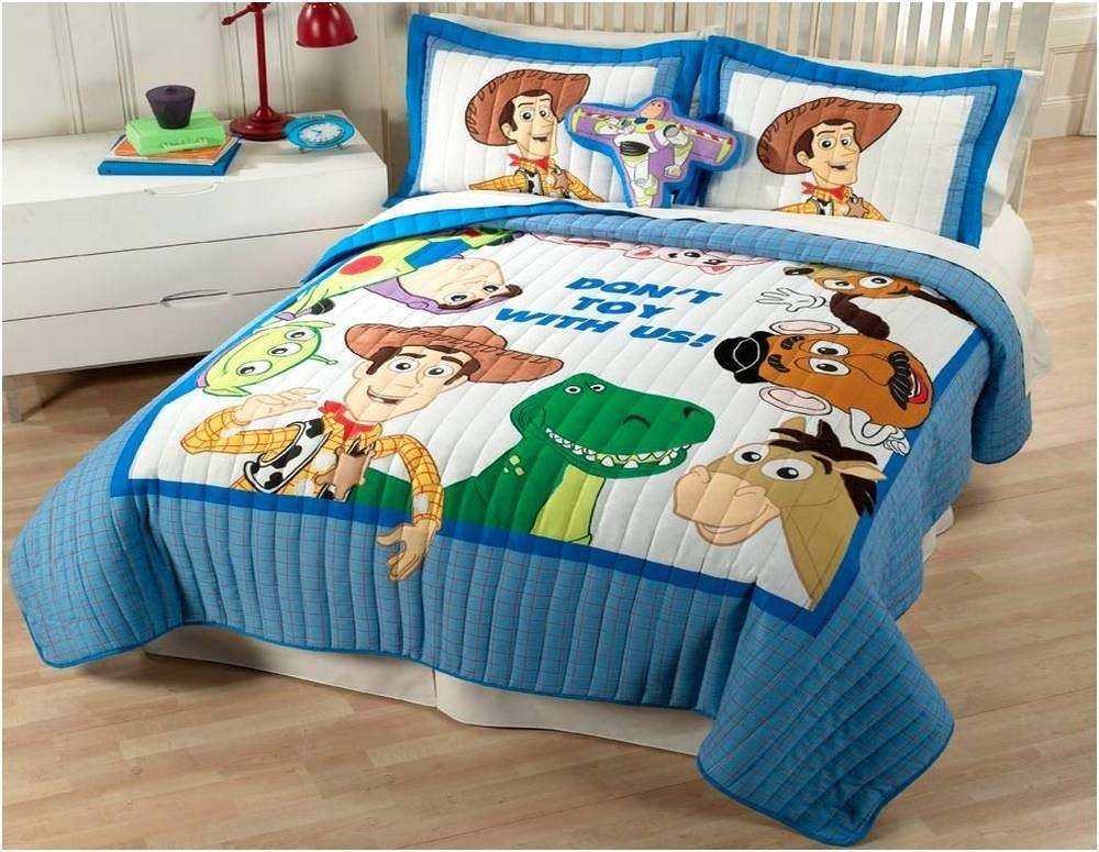 Toy Story Toddler Bed Comforter Set