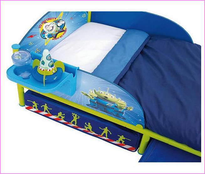 Toy Story Toddler Bed Frame