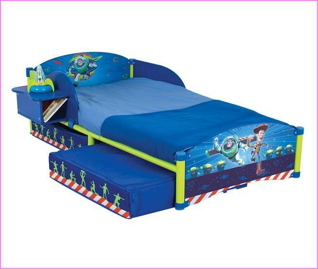 Toy Story Toddler Bed Sheets
