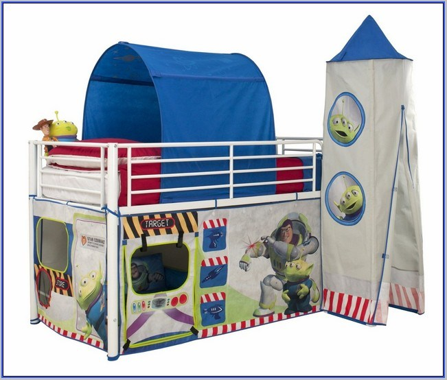 Toy Story Toddler Bed Tent