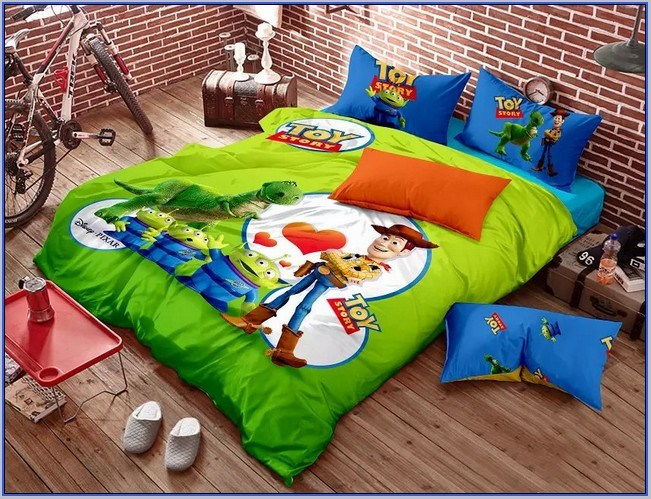 Toy Story Toddler Bedding Canada