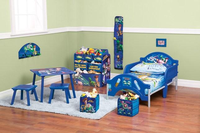 Toy Story Toddler Bedroom Set