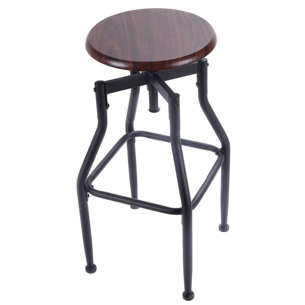 Tractor Seat Bar Stool Wood