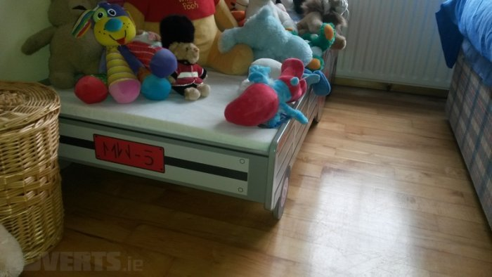 Tractor Toddler Bed For Sale