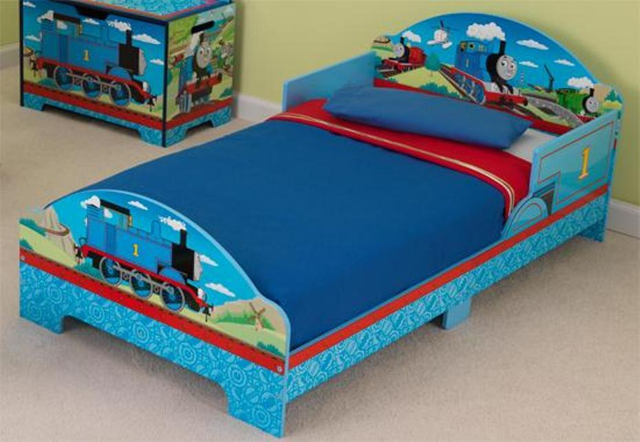 Train Toddler Bed Little Tikes