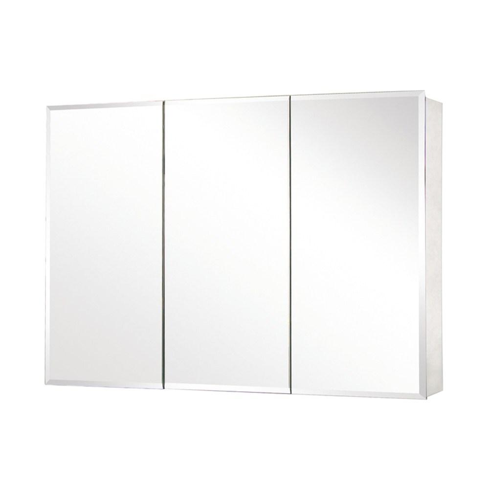 Tri View Beveled Mirror Medicine Cabinet Sp4588