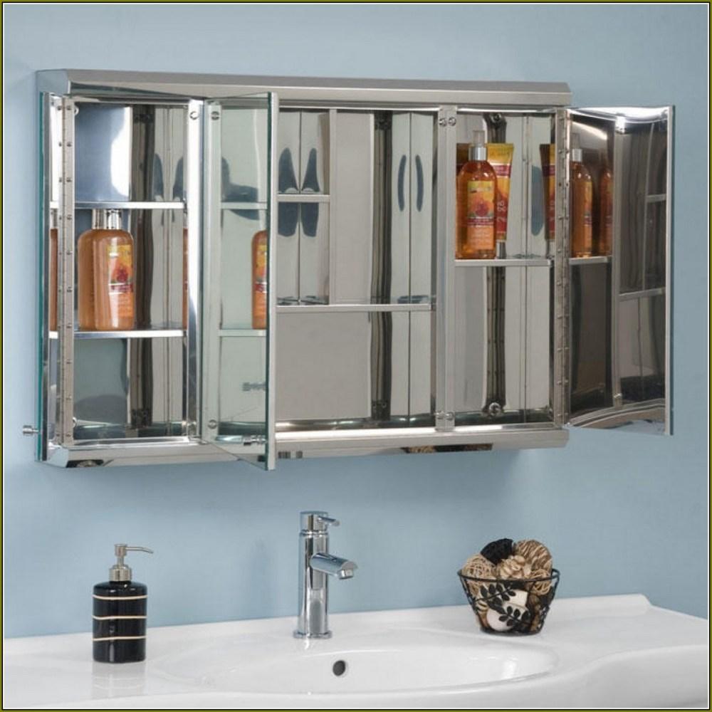 Tri View Medicine Cabinet