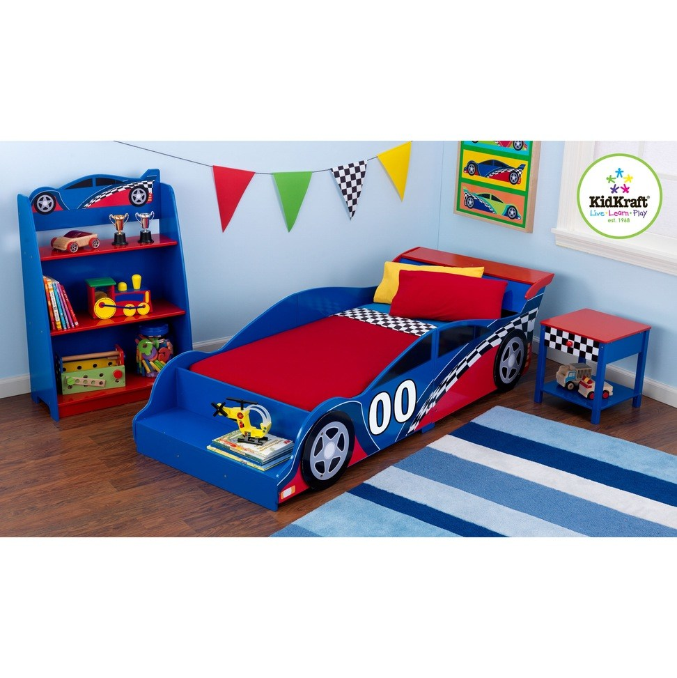 Truck Toddler Bed Set