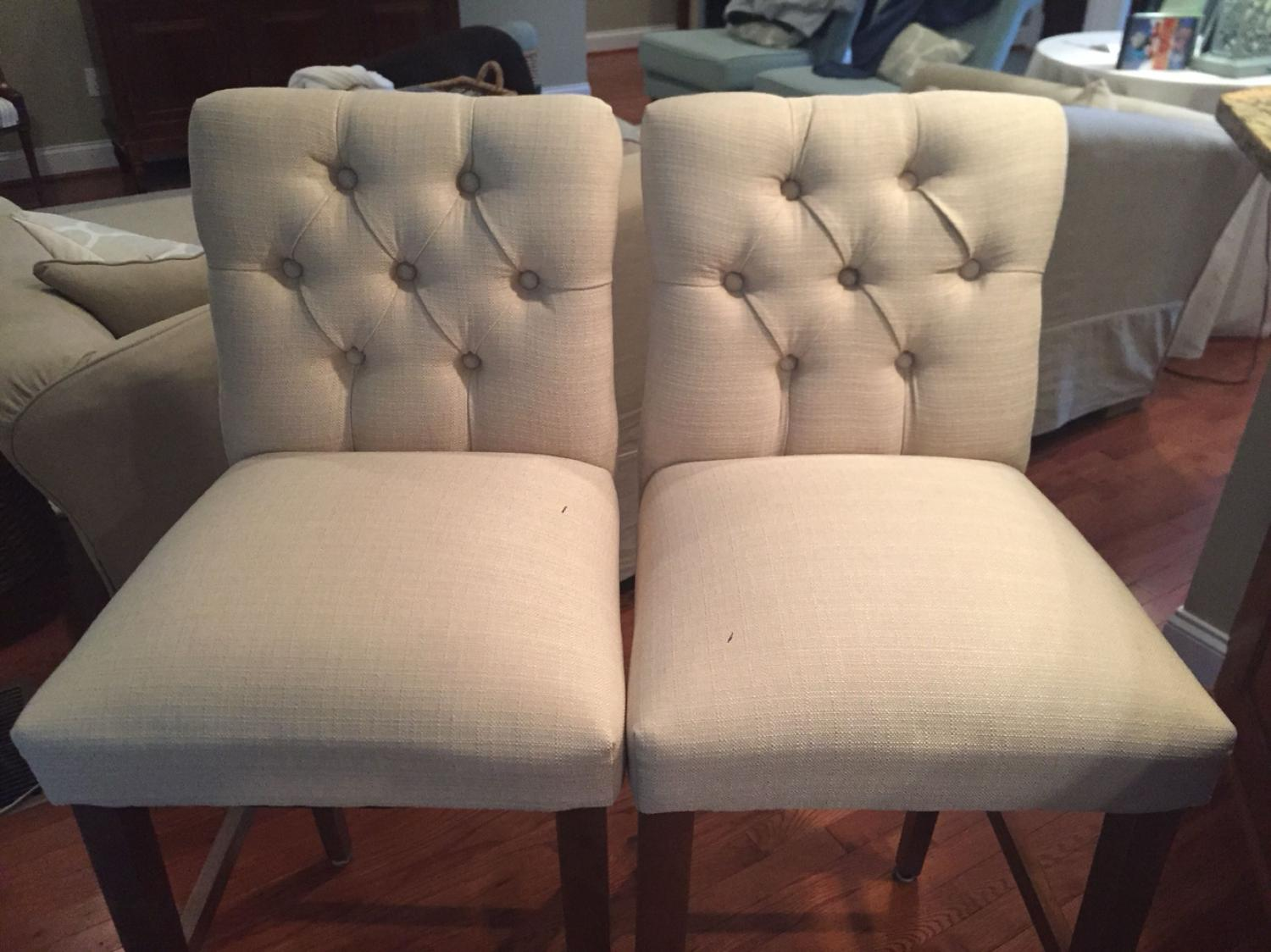Tufted Bar Stools Target
