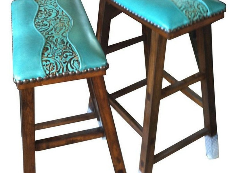Turquoise Bar Stools Uk