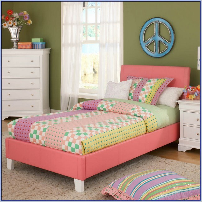 Twin Bed For Toddler