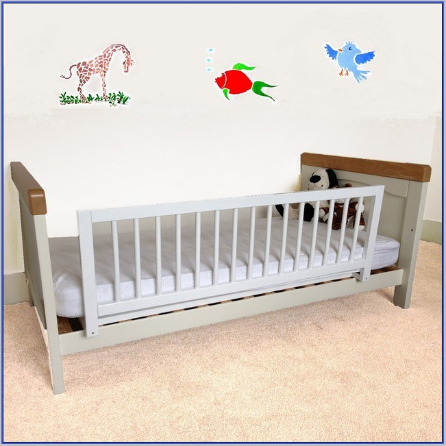 Twin Bed Safety Rails For Toddlers