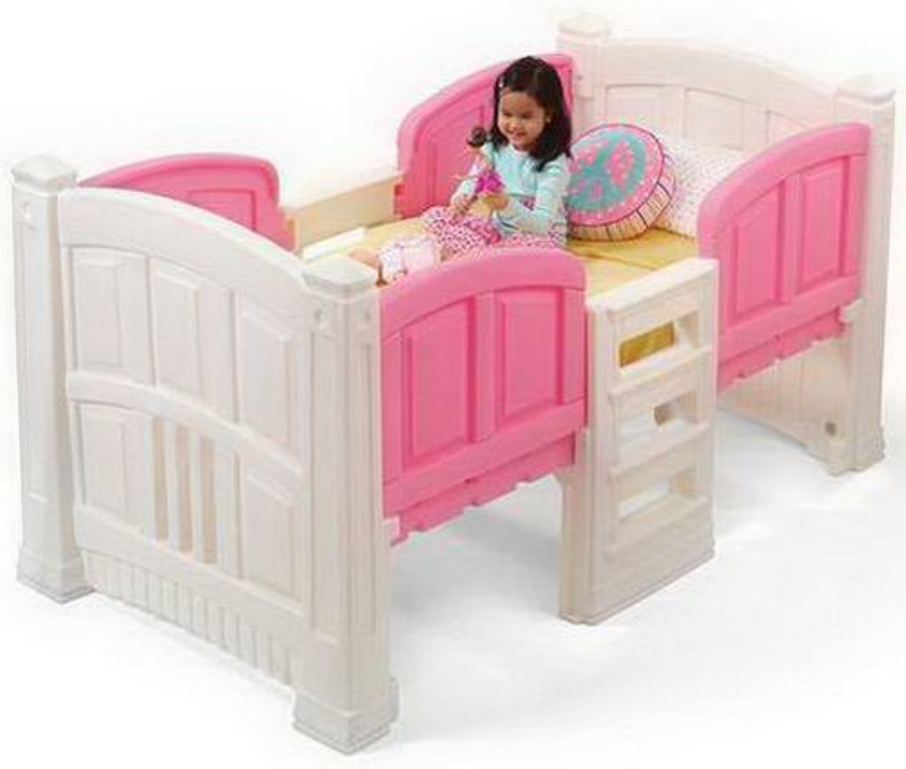 Twin Bed Toddler Girl