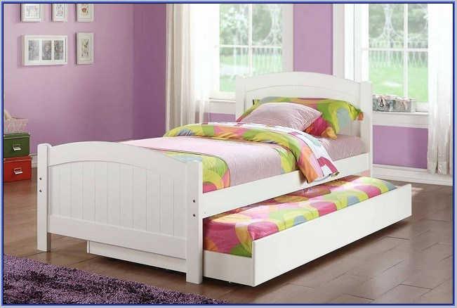 Twin Size Bed For Toddler Girl