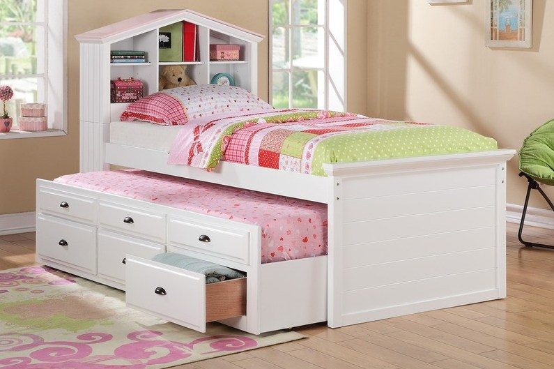 Twin Size Bed For Toddlers