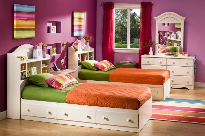 Twin Size Bed Sets For Toddlers