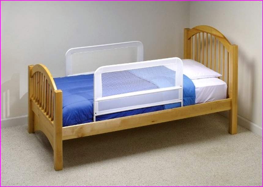 Twin Size Toddler Bed Rails