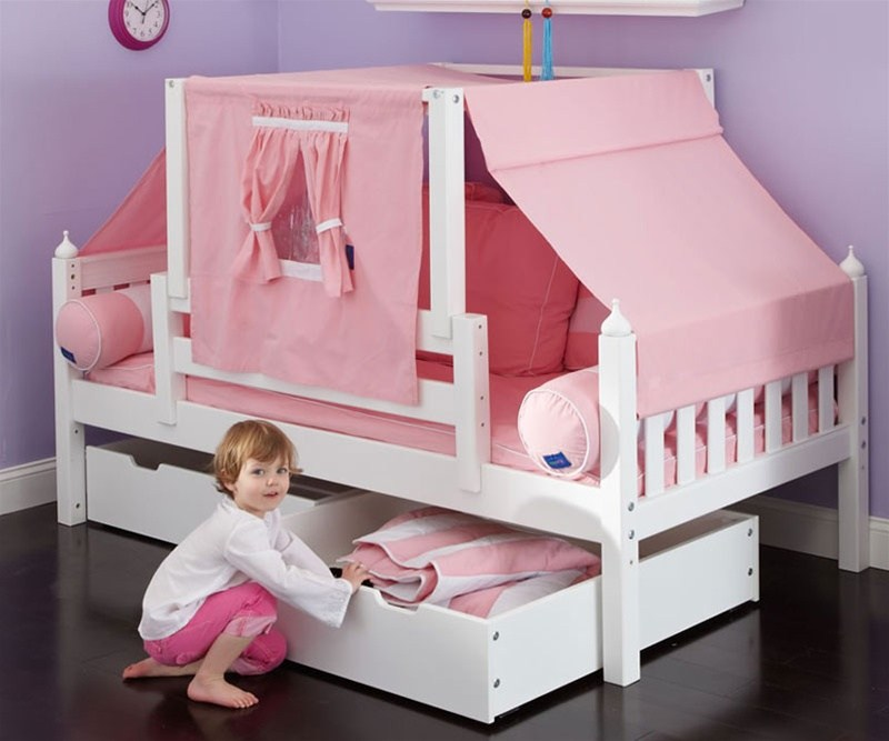 Twin Size Toddler Bed