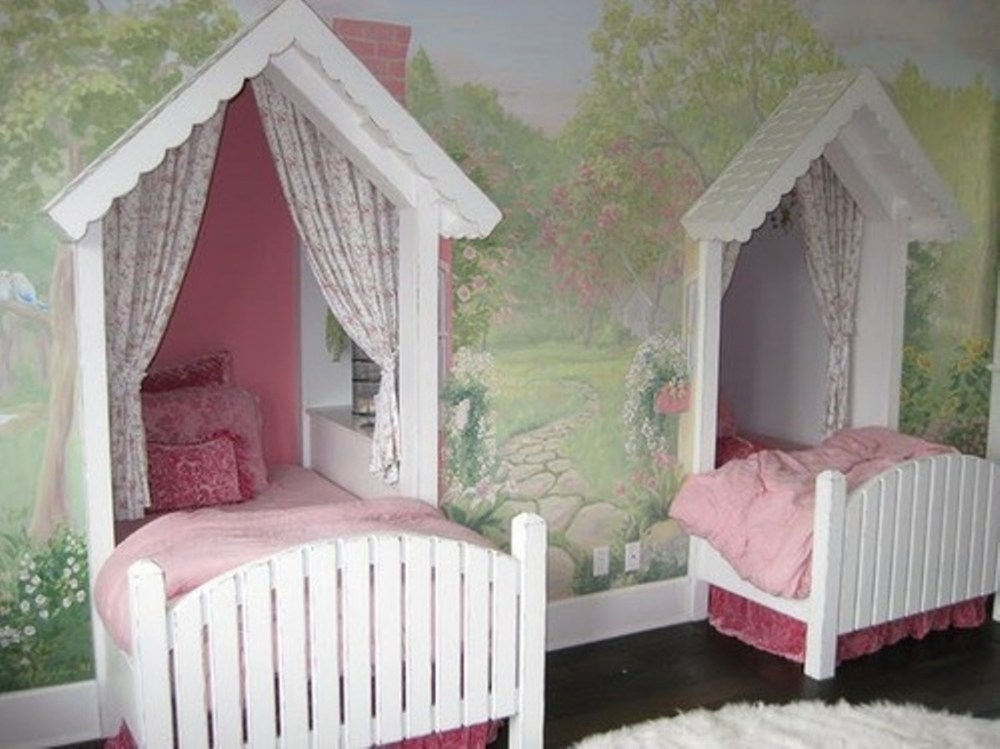 Twin Toddler Bedroom Ideas