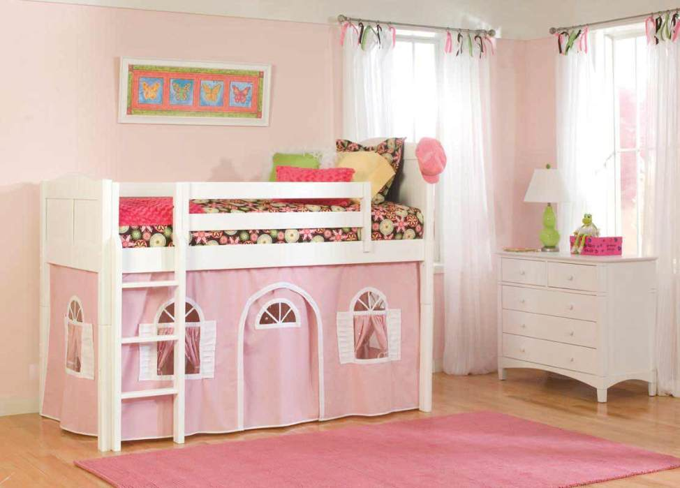 Twin Toddler Beds