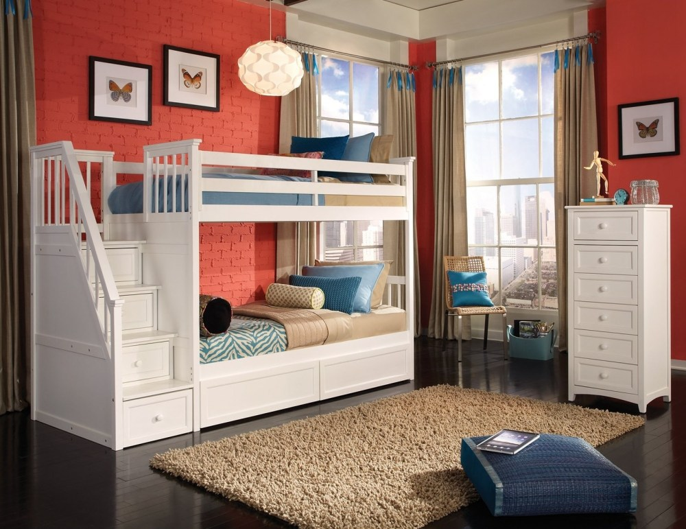 Twin Toddler Bunk Beds