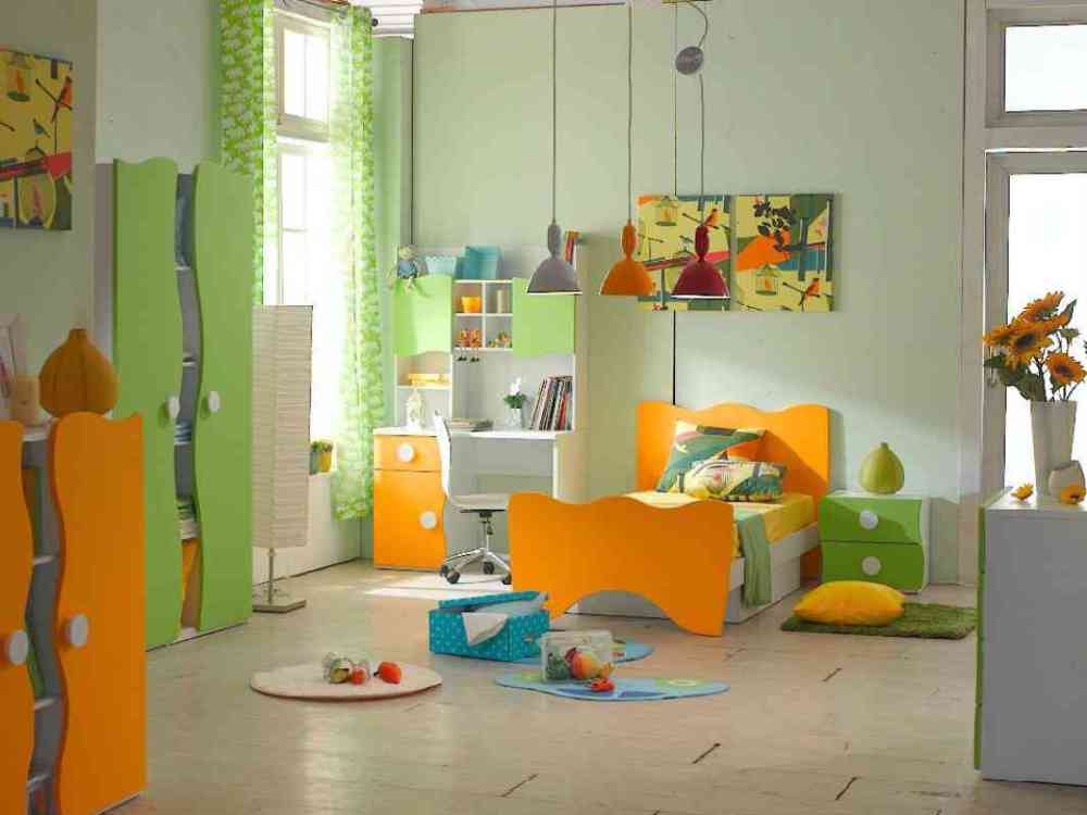 Unique Toddler Bedroom Furniture