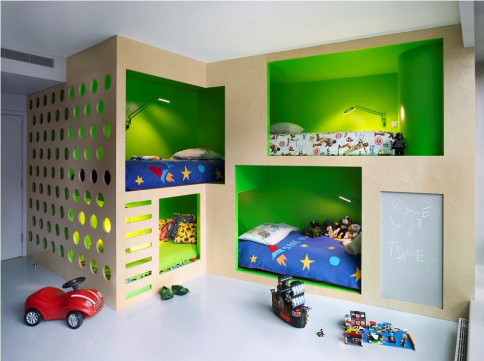 Unique Toddler Bedroom Ideas