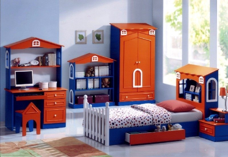 Unique Toddler Bedroom Sets