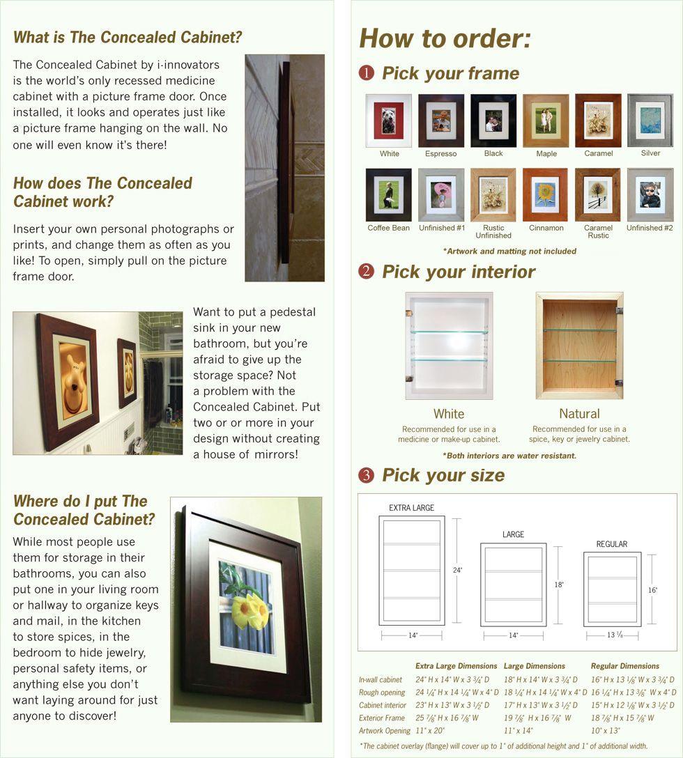 Unique Wood Medicine Cabinets