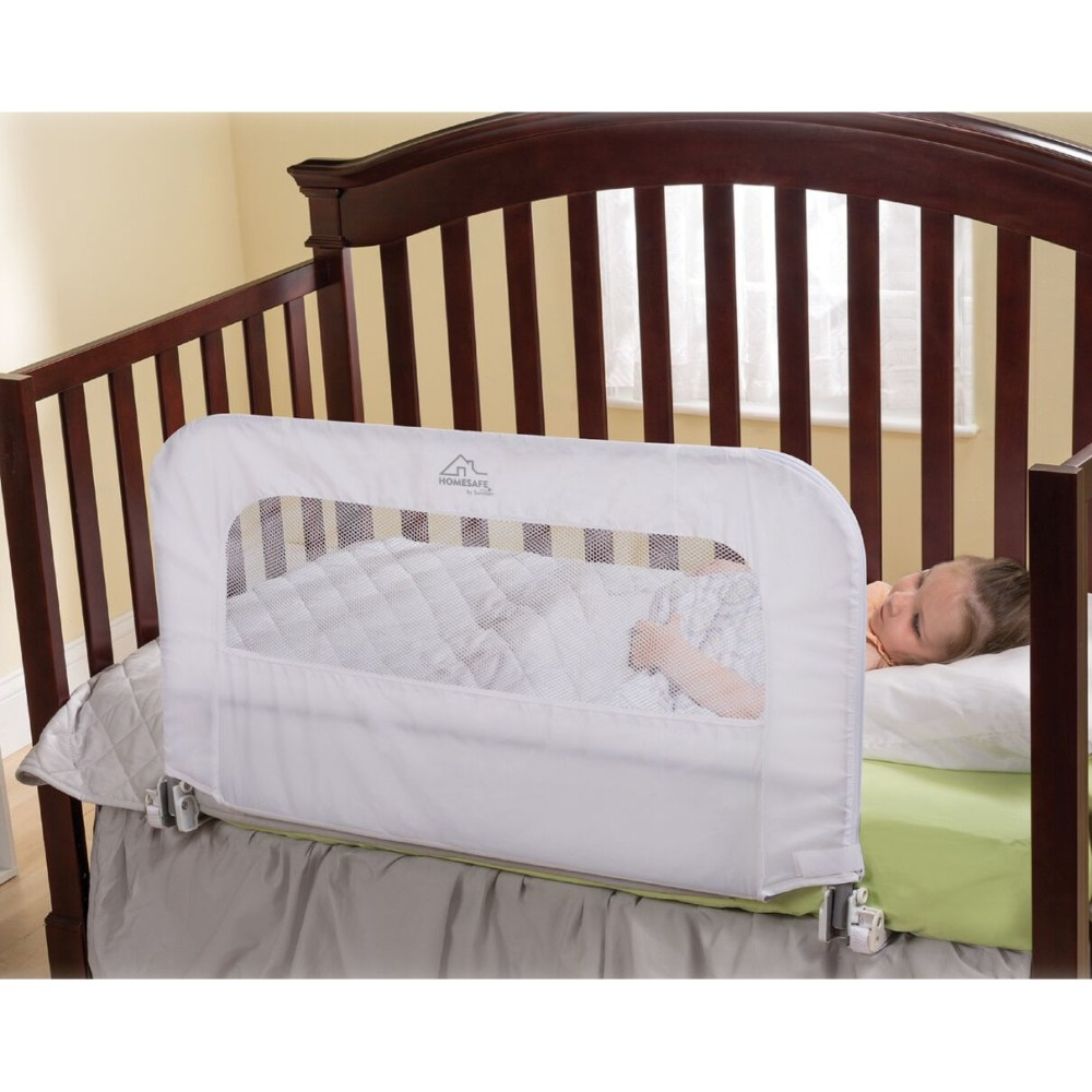 Universal Wood Toddler Bed Rail