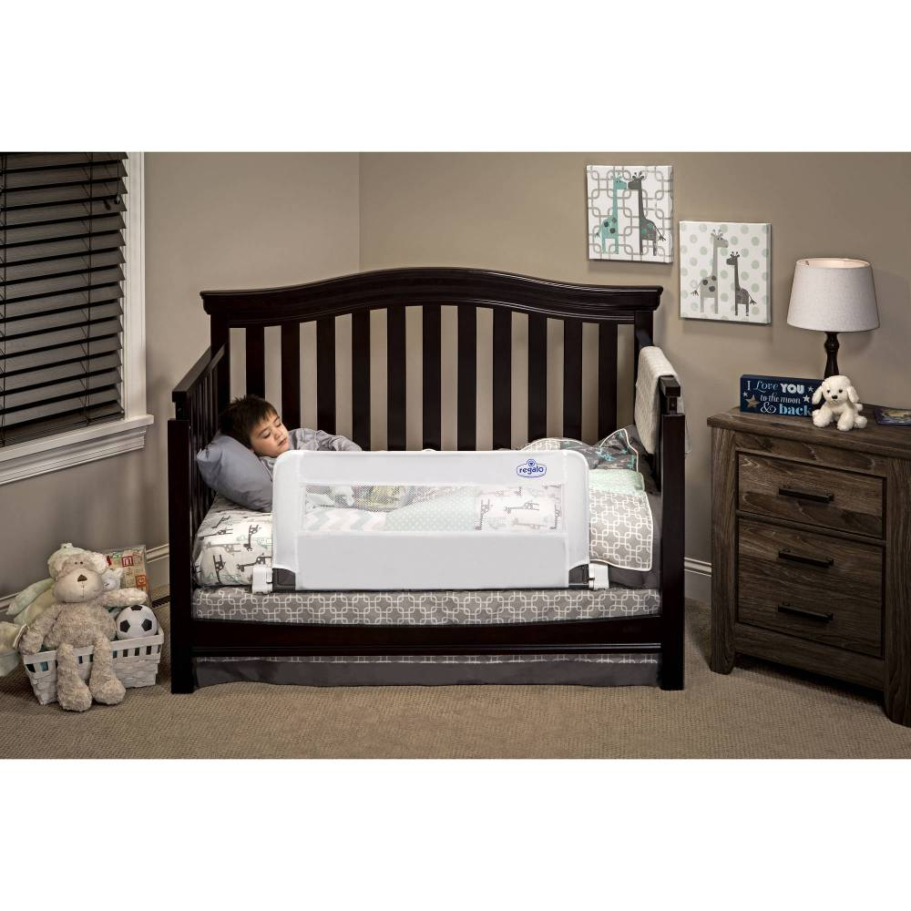 Universal Wooden Toddler Bed Rails