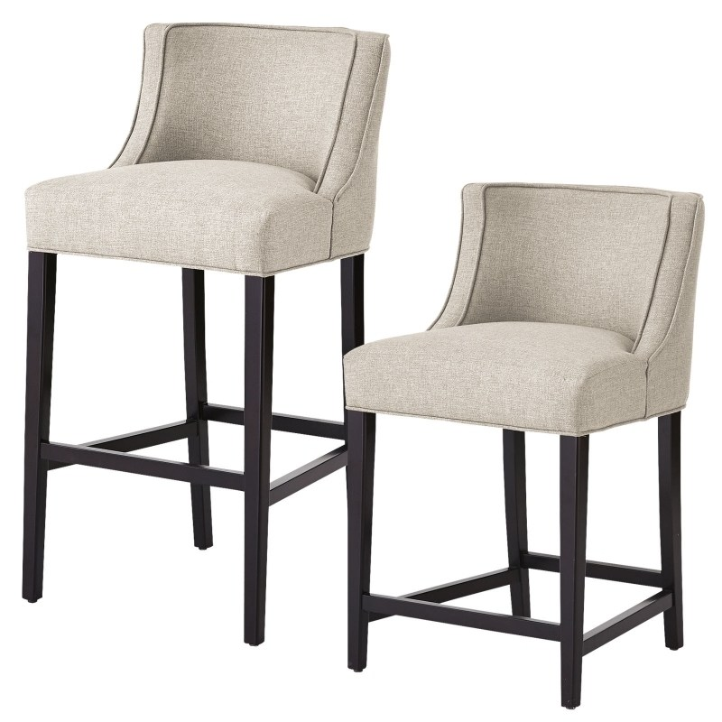 Upholstered Bar Stools Counter Height