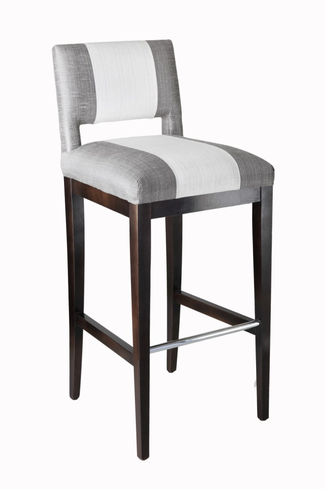 Upholstered Bar Stools With Back