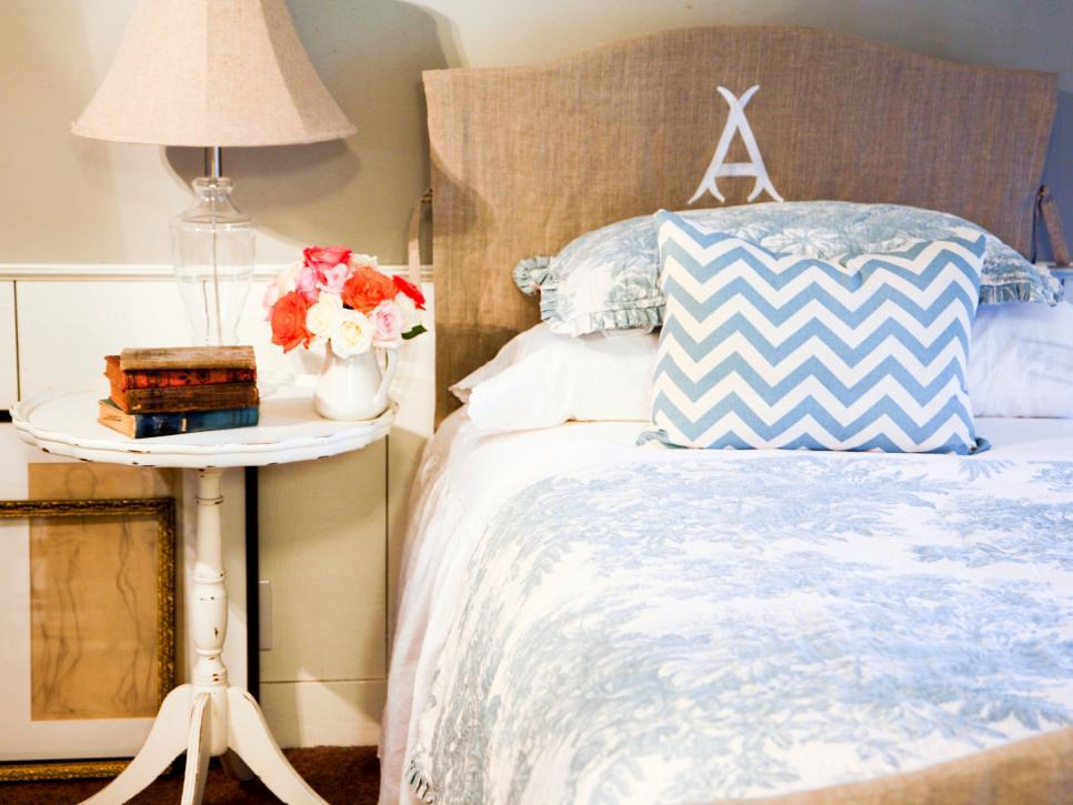 Upholstered Toddler Daybed