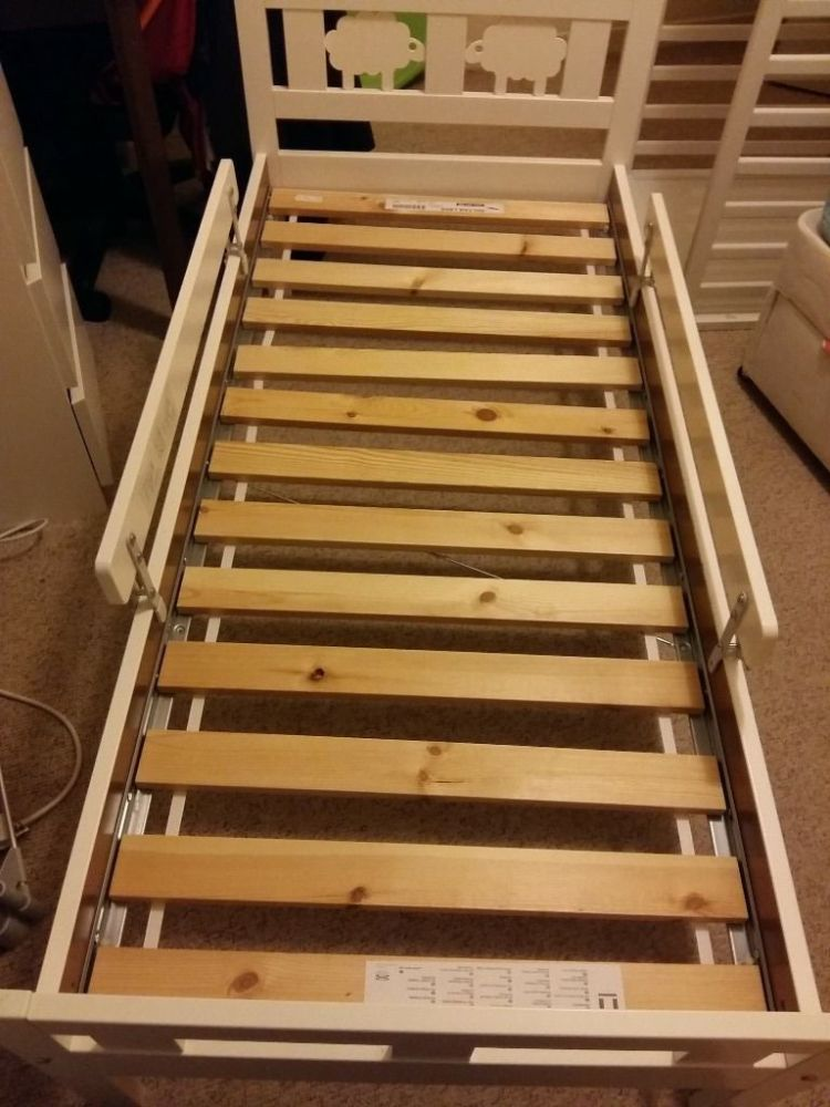 Used Toddler Bed Rails